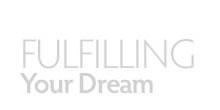 fullfilling your dream